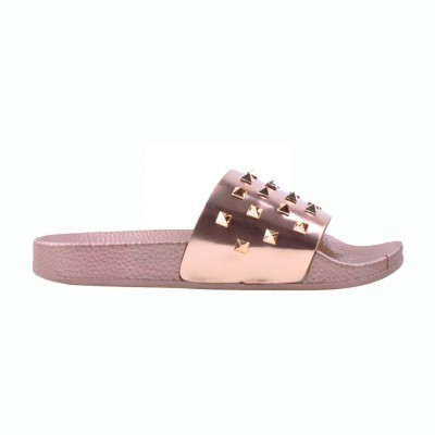 Sofie Schnoor - Slippers Rose Gold