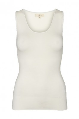 Basic Apparel - Joline tank off white