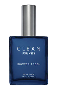"CLEAN - ""Shower Fresh"" FOR MEN"