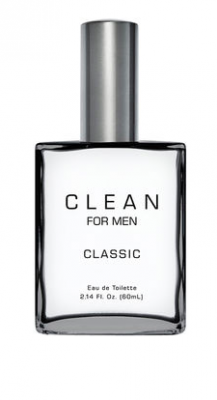 "CLEAN - ""Classic"" FOR MEN eau de parfume 60 ml."