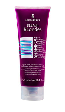 "Lee Stafford - ""Bleach Blonde"" Shampoo 250 ml."