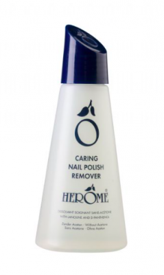 Herôme - Caring Polish Remover 120 ml.