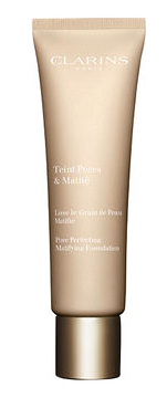 Clarins pore perfecting mat foundation 02