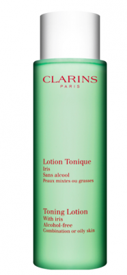 Clarins Toning Lotion Combination/Oily Skin 200 ml.