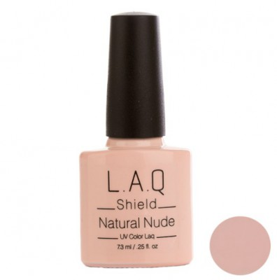 L.A.Q. SHIELD - Natural Nude