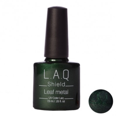 L.A.Q. SHIELD - Leaf metal