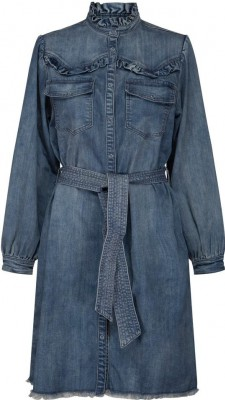 Sofie Schnoor - Dress denim blue