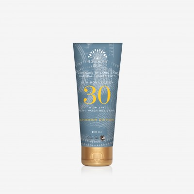 Rudolph Care - Sun Body Lotion SPF 30 Shimmer