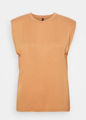 Y.A.S - Elle padded shoulder top