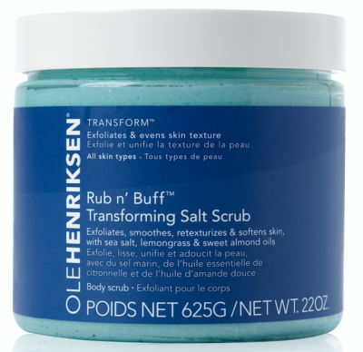 Ole Henriksen - Rub n´Buff Transforming Salt Scrub