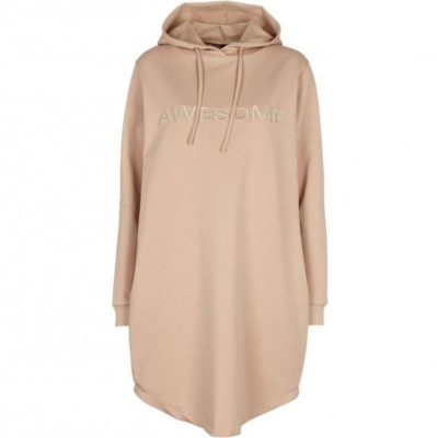 Prepair - Malle sweat dress camel