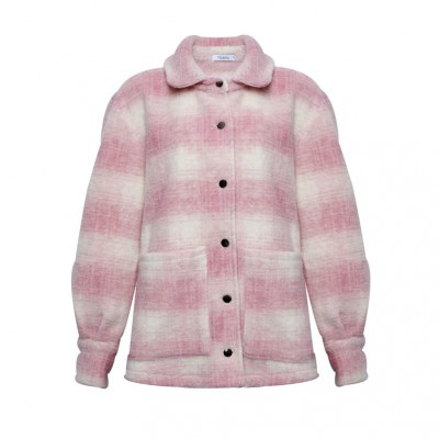 Noella Viksa jacket  Rose checks