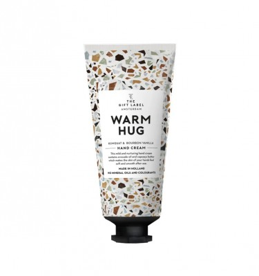 "The Gift Label - Hand Cream ""Warm Hug"""