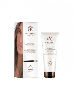 Vita Liberata Tan night Moisture mask