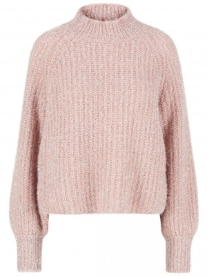 Y.A.S - Aluna Knit Misty Rose