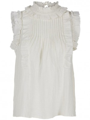 Y.A.S - Hera Top Star White