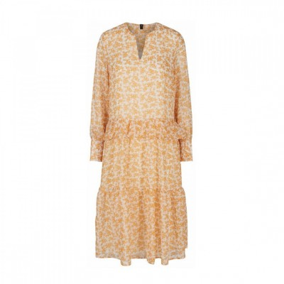 3a18ee5a Y.A.S - Chloa Midi Dress