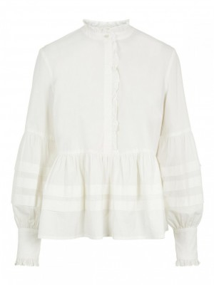 Y.A.S - Nellie shirt white