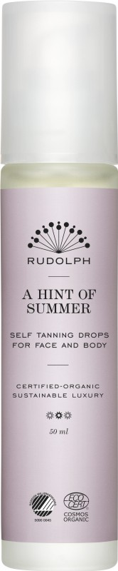 Rudolph Care - A HINT OF SUMMER